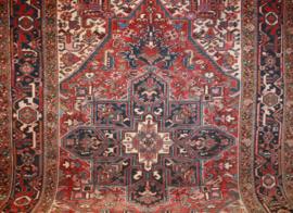 Perzisch kleed Heriz 283 x 207 cm