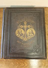 Antieke bijbel 1873