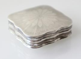 Zilveren pepermuntdoosje, tandendoosje 1849