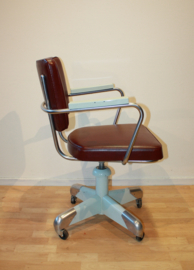 Vintage Gispen bureaustoel