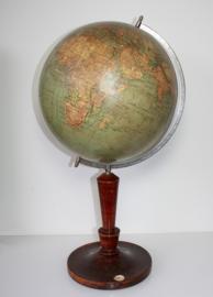 Antieke Globe ca 1929 Boghallens