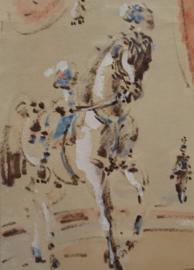 Circuspaard, Gerard Hordijk (1899-1958)