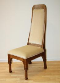 Art Deco stoel Bernard Ovink