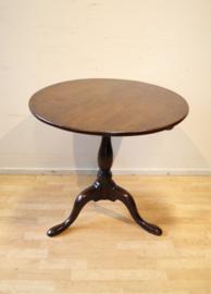 Antieke Engelse Tilttop tafel