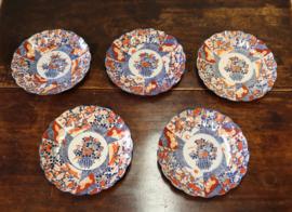 Antieke Imari porseleinen borden