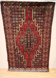 Perzisch kleed Mazlagan 201 x 130 cm