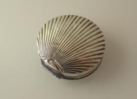 Antiek zilveren pillendoosje 1833, Groningen, Alkmaar