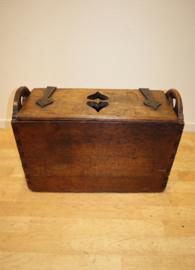 Antiek Engels kistje