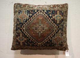 Antiek Perzisch kussen Qashqai