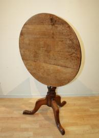 Antieke Engelse tilltoptafel