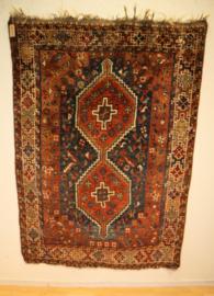 Perzisch kleed Qashqai 168 x 119 cm