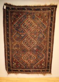 Perzisch kleed Shiraz 118x156 cm.