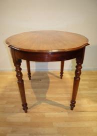 Antieke Hollandse tafel 19e eeuw
