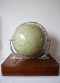 Vintage globe, ca. 1960