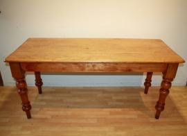 Antieke Engelse keukentafel