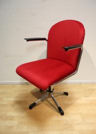 Vintage Gispen bureaustoel model 356