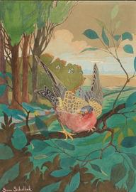 Sam Schellink (1876-1958), Paradijsvogel