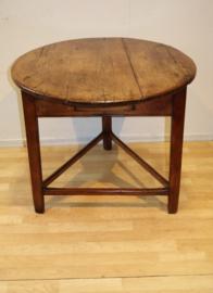 Antieke Engelse crickettafel 18e eeuw