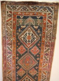 Perzisch loper Hamadam 465 x 100 cm