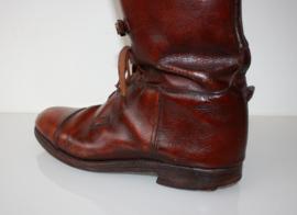 Vintage Engelse lederen laarzen Templeman&Son