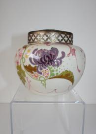 Plateel rozensteker Ivora High glace decor