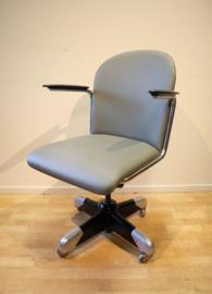 Vintage bureaustoel Gispen 356 PQ
