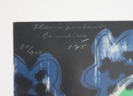 Corneille (1922-2010) litho 1975