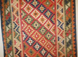 Grote Perzische kelim Quasqai