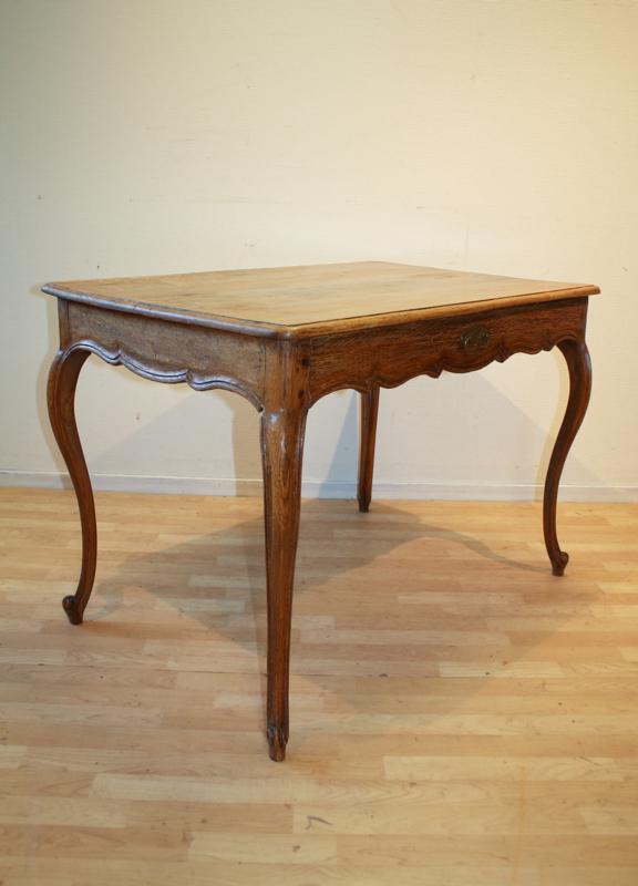 Ongekend Antieke Franse tafel antique French Louis Quinze table WQ-71
