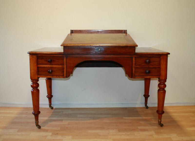 Antiek Bureau Klein.Antiek Bureau T F Smith Glasgow Desk Van Gils Antiek