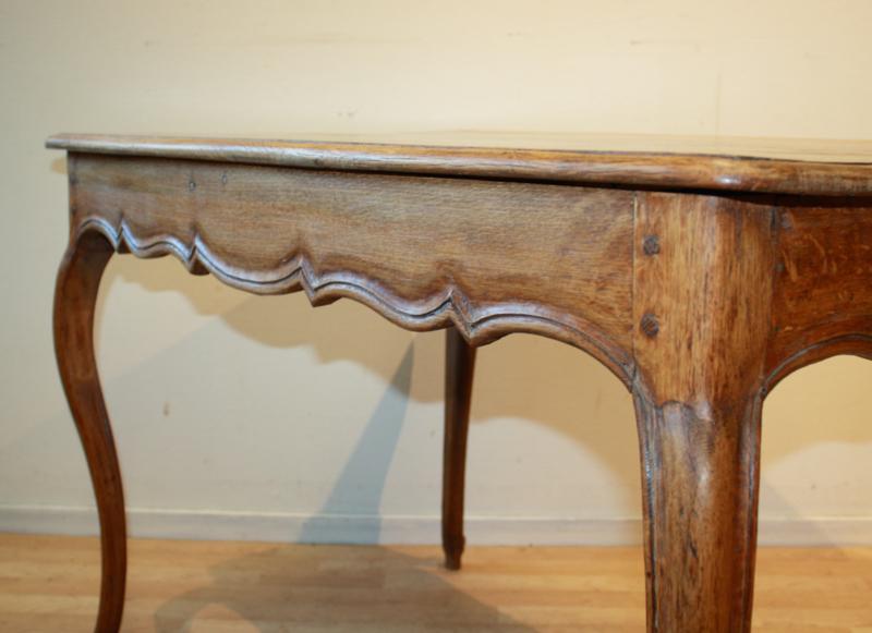 Verrassend Antieke Franse tafel antique French Louis Quinze table GJ-02