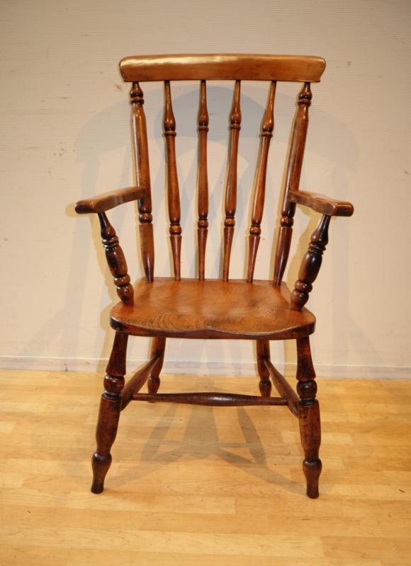Antieke Windsor stoel