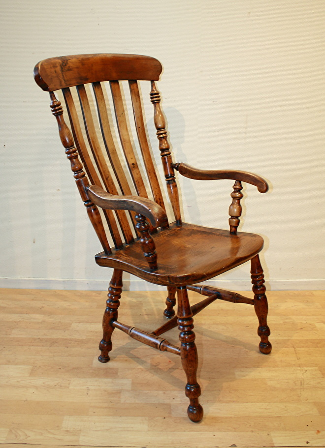 Lath Back chair