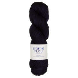 KOKON BLEU   ARAN  WEIGHT SEMI SOLID