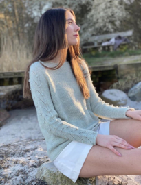 SANDTOPPE SWEATER BY ELSEBETH SORENSEN