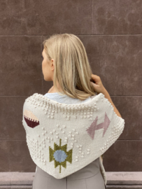 ELVAN SHAWL BY FLORENCE SPURLING
