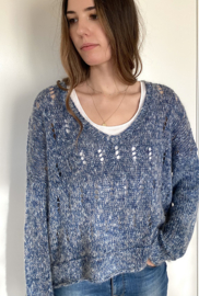 SOMMERFRI SWEATER BY ELSEBETH SORENSEN