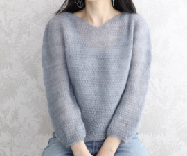 FORET PULLOVER BY ERI SHIMIZU