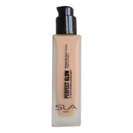 Fluid Foundation Perfect Glow Natural Tan