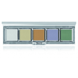 5 Cream Color Correctors Palette