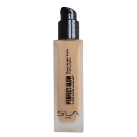 Fluid Foundation Perfect Glow Golden Tan