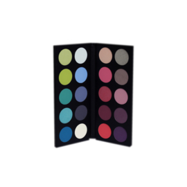 Palette 20 Soft Shadow - Cold Harmony