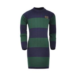 Gebreide jurk in mooie kleuren, Lovestation22