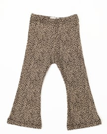 Fab Kids | Flared Legging Leopard S Sand