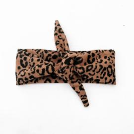 Fab Kids | Haarband Leopard Bruin