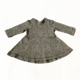 Fab Kids | Basic dress Leopard S Sand