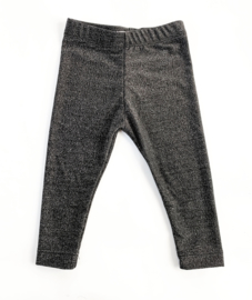 Fab Kids | Legging Zwart Sparkle