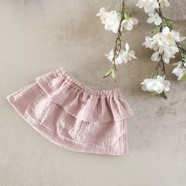 Fab Kids | Layer skirt Oud Roze