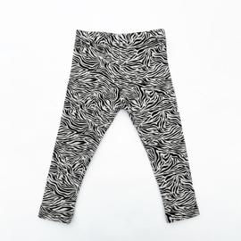 Fab Kids | Legging Zebra Sand