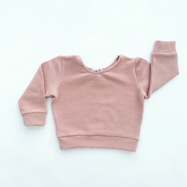 Fab Kids | Sweater Rib Nude Pink